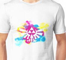 Watercolor Hyrule Unisex T-Shirt