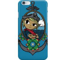Captain Tetra iPhone Case/Skin
