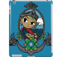 Captain Tetra iPad Case/Skin