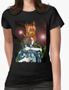 Amys Farwel Womens Fitted T-Shirt