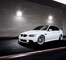 BMW E90 M3 by rjtakesphotos