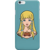 Zelda - Skyward Sword (SG Style) iPhone Case/Skin