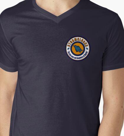The Stormcloaks Mens V-Neck T-Shirt