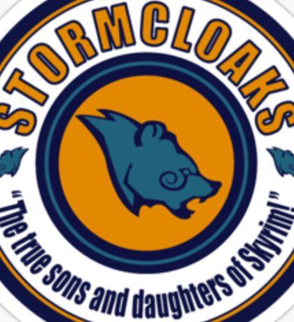 The Stormcloaks Sticker
