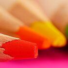 Pencils by Sara Hazeldine
