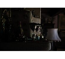 Still life with vintage elements Photographic Print