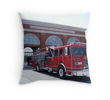Maryville Fire Department Throw Pillow