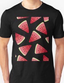 Watermelon illustration pattern T-Shirt