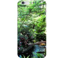 Summertime Garden Rivulet iPhone Case/Skin