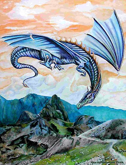 Slovenia Dragon by Tina-Renae