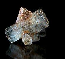Beryl Crystals by Zosimus