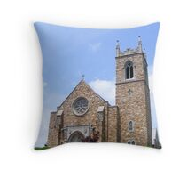 New Providence Presbyerian Church  Throw Pillow