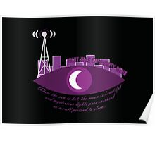 Night Vale Community Radio Poster