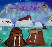 "I AM THE WALRUS  ""goo goo g' joob by Harry60"