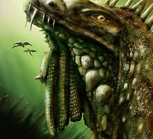 Dragon by Speedpainter
