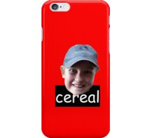 CEREAL! iPhone Case/Skin