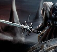 Arthas by Speedpainter