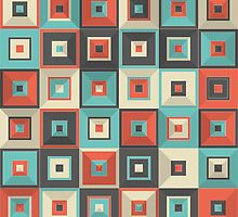 Lost in Squares V by metron