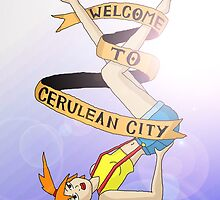 Welcome To Cerulean City by Paul-Cringle
