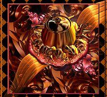 Magic Carpet Ride by Desirée Glanville