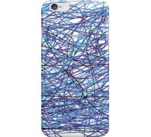 Scribble iPhone Case/Skin