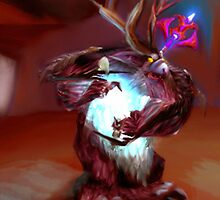 Balance druid by Speedpainter