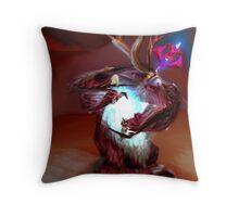 Balance druid Throw Pillow