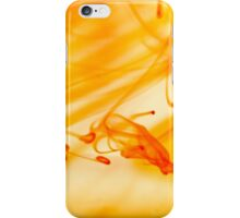 Dye Swirls 1 iPhone Case/Skin