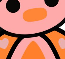 Epo, the Ladybug Sticker