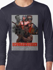 Arnold Schwarzenegger Long Sleeve T-Shirt