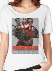 Arnold Schwarzenegger Women's Relaxed Fit T-Shirt