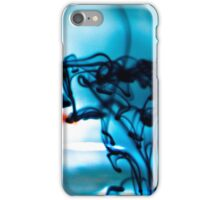 Dye Swirls 4 iPhone Case/Skin