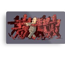 zombies!!! Metal Print