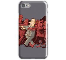 zombies!!! iPhone Case/Skin