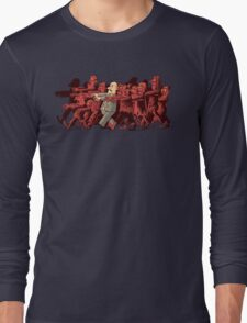 zombies!!! Long Sleeve T-Shirt