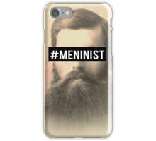 #Meninist iPhone Case/Skin