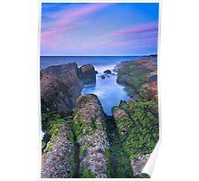 Newton Rocks Afterglow Poster