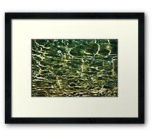 Reflections 10 Framed Print