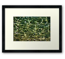 Reflections 10 Framed Print