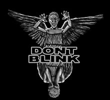 Doctor Who - Weeping Angels by BovaArt