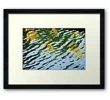 Reflections 13 Framed Print