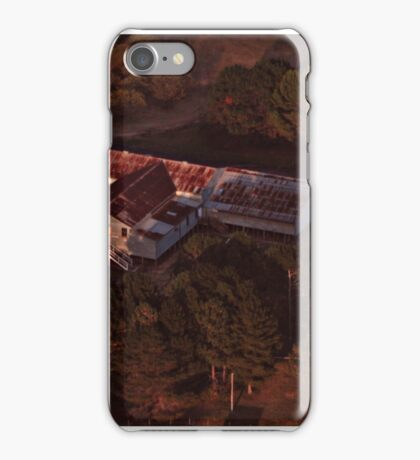 A sheep station near Canberra iPhone Case/Skin