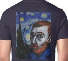 Van Gogh Portrait Unisex T-Shirt