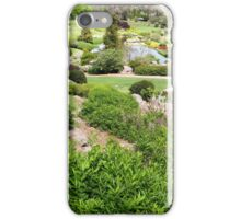 Japanese Gardens, Cowra iPhone Case/Skin