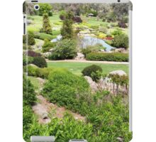 Japanese Gardens, Cowra iPad Case/Skin