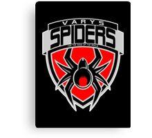 Varys Spiders Canvas Print