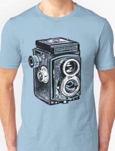 Rolleicord Twin Reflex Camera T-Shirt
