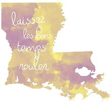 Louisiana  by kourtlyn