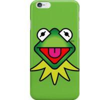 Kermit the Frog iPhone Case/Skin