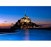 Mont Saint-Michel - Normandy, France Photographic Print